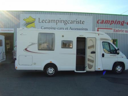 camping car RAPIDO SERIE 6 690 modele 2010