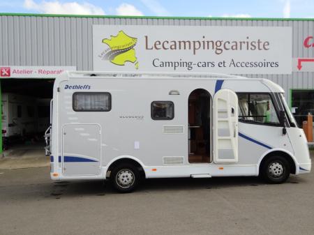 camping car DETHLEFFS GLOBEBUS I 1 modele 2008