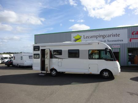 camping car ITINEO SB 720 modele 2014