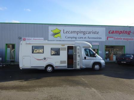 camping car CHALLENGER MAGEO 118 modele 2010
